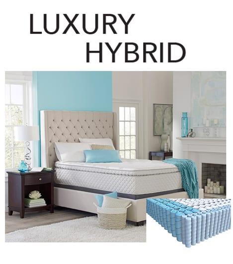 LUXURY HYBRID