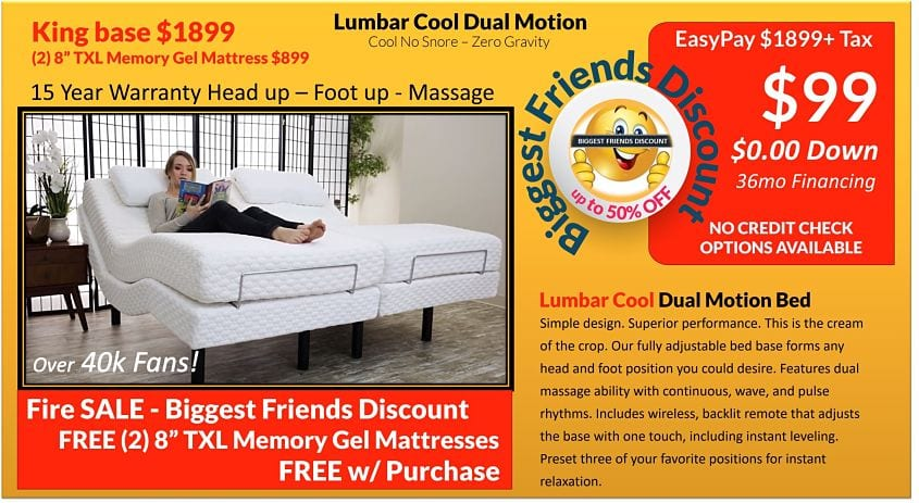 Lumbar Coolbed